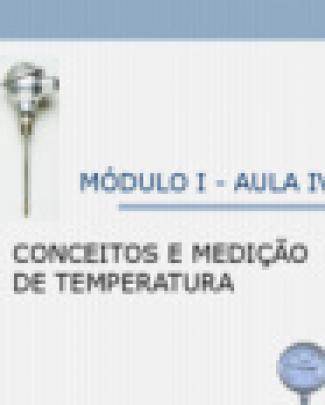 Instrumentação Industrial Módulo I - Aula Iv - Temperatura-rev1