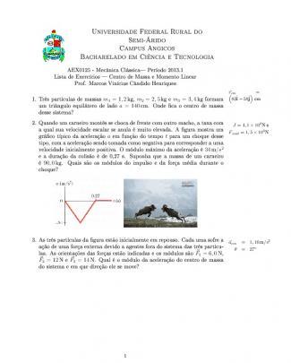 12 Lista-centro-de-massa-e-momento-linear