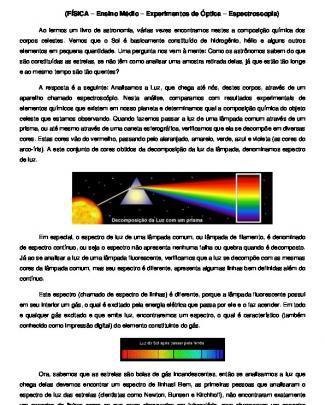 Espectroscópios