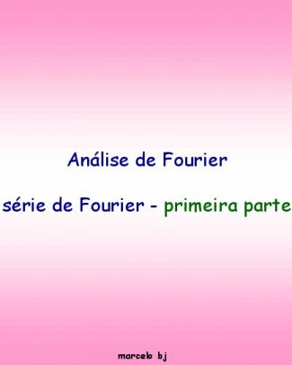 04 Analise Fourier I
