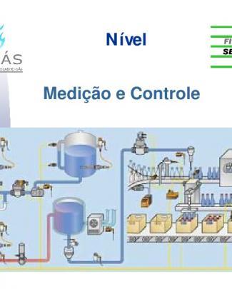 Medição E Controle De Nível