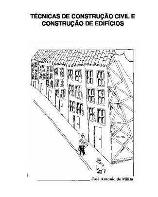 Técnicas De Construçao Civil E Construçao De Edificios