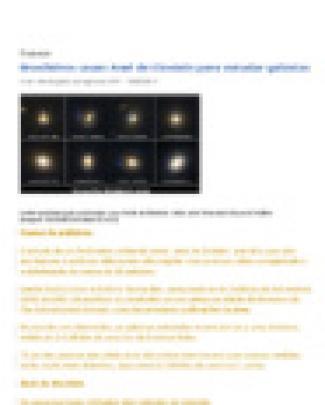 Brasileiros Usam Anel De Einstein Para Estudar Galáxias
