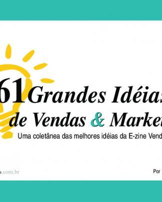 61 Ideias Vendas Marketing