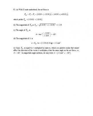 Solução Do Halliday 8.ed.vol.1. Cap.5 - Ch05 - P092