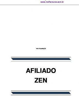 Afiliado Zen