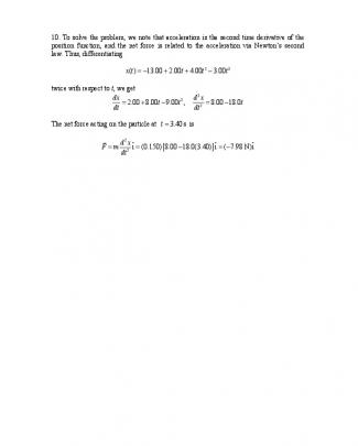 Solução Do Halliday 8.ed.vol.1. Cap.5 - Ch05 - P010