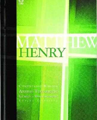 01-matthew Henry - Pentatuco
