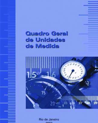 Quadro Geral De Unidades De Medida - Resolução Do Conmetro Nº 12.1988