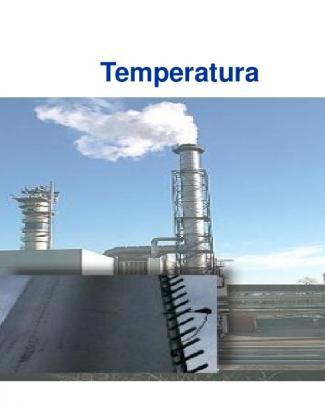 Instrumentação Temperatura