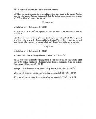 Solução Do Halliday 8.ed.vol.1. Cap.5 - Ch05 - P060
