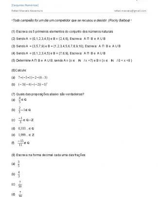 Conjuntosnumericos