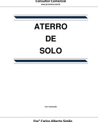 Aterro De Solo