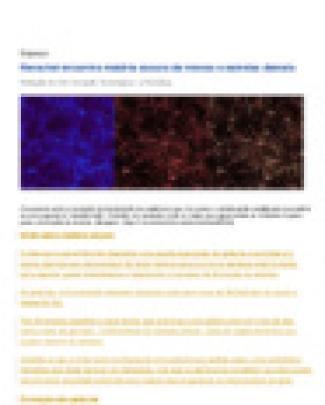 Herschel Encontra Matéria Escura De Menos E Estrelas Demais