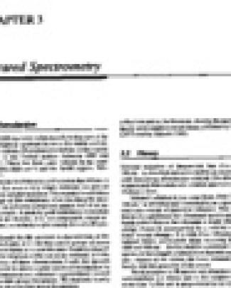 Silverstein Spectroscopy Chemistry Nmr Ftir Ms