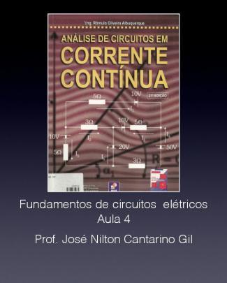 Fundamentos De Circuitos Elétricos - Parte 3