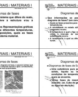 Engenharia Dos Materiais - 9 Aula