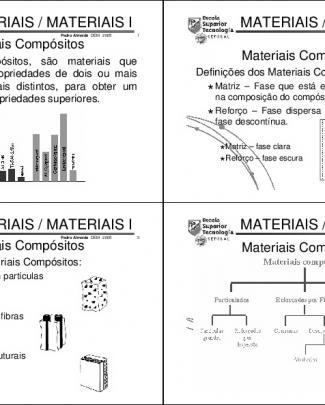 Engenharia Dos Materiais - 25 Aula