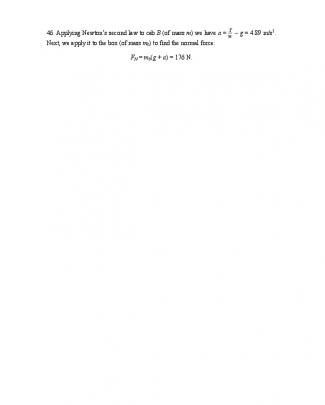Solução Do Halliday 8.ed.vol.1. Cap.5 - Ch05 - P046