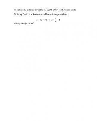 Solução Do Halliday 8.ed.vol.1. Cap.5 - Ch05 - P075