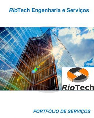 Portfólio Riotech Engenharia 2015