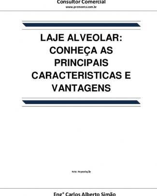 Laje Alveolar- Conheça As Principais Características E Vantagens