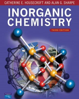 Housecroft Inorganic Chemistry 3e