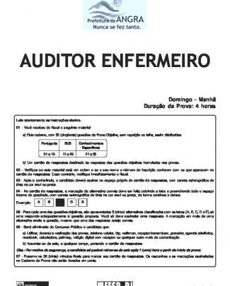 Auditor Enfermeiro