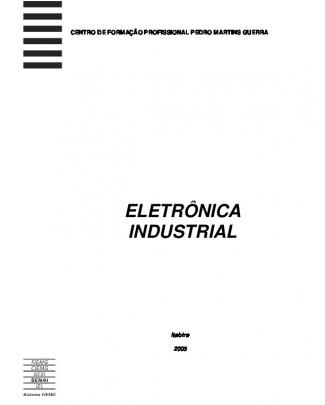 140 - Apostilas - Senai - Eletronica Industrial