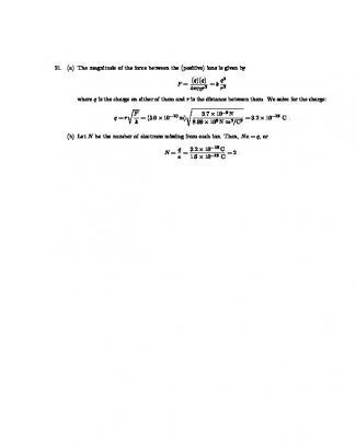 Resolução - Halliday - Volume 3 - Eletricidade E Magnetismo - P22 021