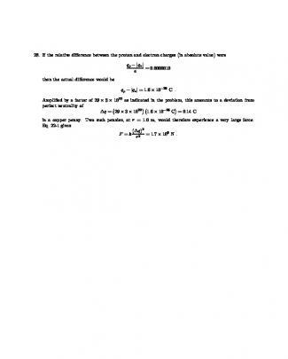 Resolução - Halliday - Volume 3 - Eletricidade E Magnetismo - P22 028
