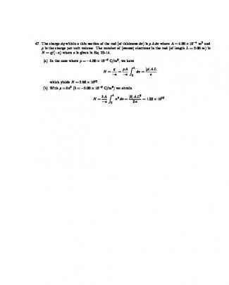 Resolução - Halliday - Volume 3 - Eletricidade E Magnetismo - P22 047
