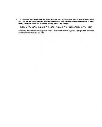 Resolução - Halliday - Volume 3 - Eletricidade E Magnetismo - P22 051