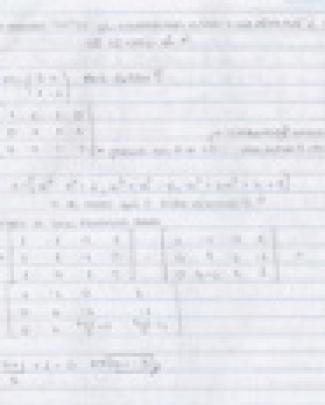 Mat2457 - álgebra Linear Para Engenharia I - 015