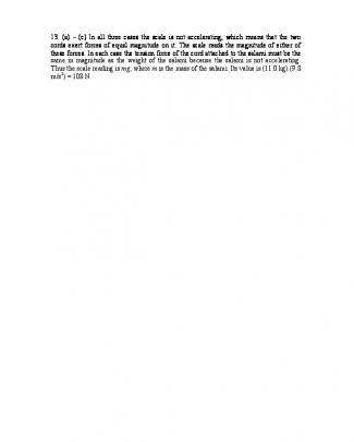 Solução Do Halliday 8.ed.vol.1. Cap.5 - Ch05 - P013