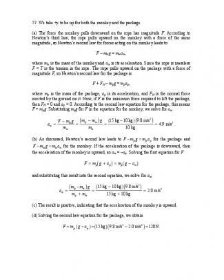 Solução Do Halliday 8.ed.vol.1. Cap.5 - Ch05 - P057