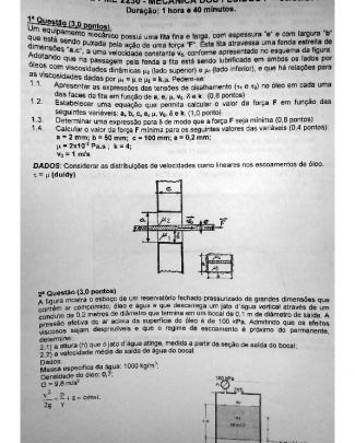 Pme2230 - P1 - 2014 - Gabarito