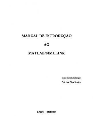 Intro-simulink Matlab