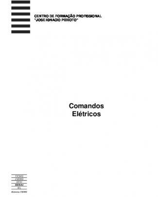 140 - Apostilas - Senai - Comandos -eletricos