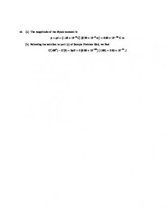 Resolução - Halliday - Volume 3 - Eletricidade E Magnetismo - P23 044