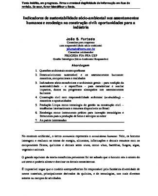 Gerenciamento Obras - Godoi Part1 - Constru??o Sustent?vel 2