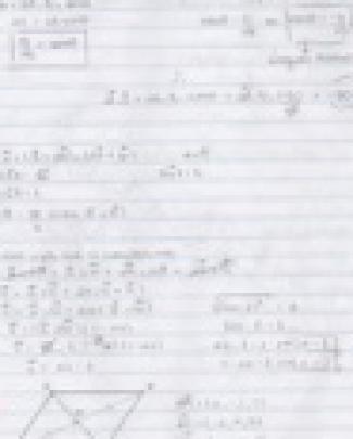 Mat2457 - álgebra Linear Para Engenharia I - 013