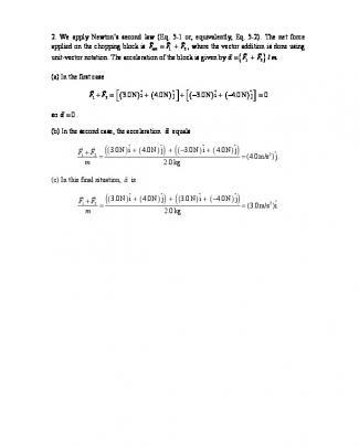 Solução Do Halliday 8.ed.vol.1. Cap.5 - Ch05 - P002