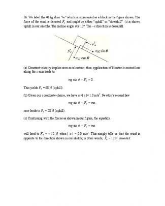 Solução Do Halliday 8.ed.vol.1. Cap.5 - Ch05 - P036
