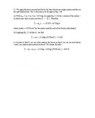 Solução Do Halliday 8.ed.vol.1. Cap.5 - Ch05 - P051