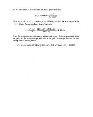 Solução Do Halliday 8.ed.vol.1. Cap.5 - Ch05 - P064