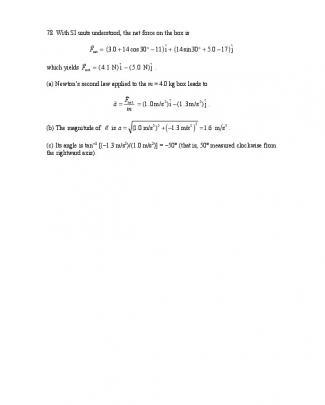 Solução Do Halliday 8.ed.vol.1. Cap.5 - Ch05 - P078