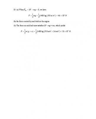 Solução Do Halliday 8.ed.vol.1. Cap.5 - Ch05 - P085