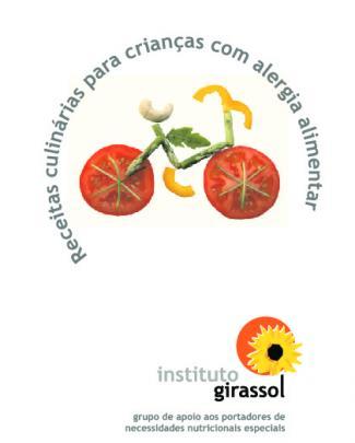 Livro De Receitas -  Alergias Alimentares