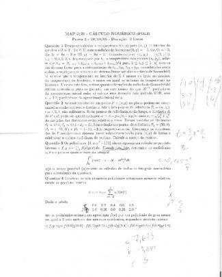 P2 2005 - Enunciado